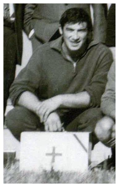 Tullio nel 1970